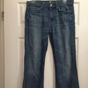 """7 For All MANKIND Men's """"A"""" POCKET Bootcut JEANS!"""